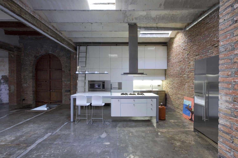 Modern Loft Apartment-Studio Minim-18-1 Kindesign