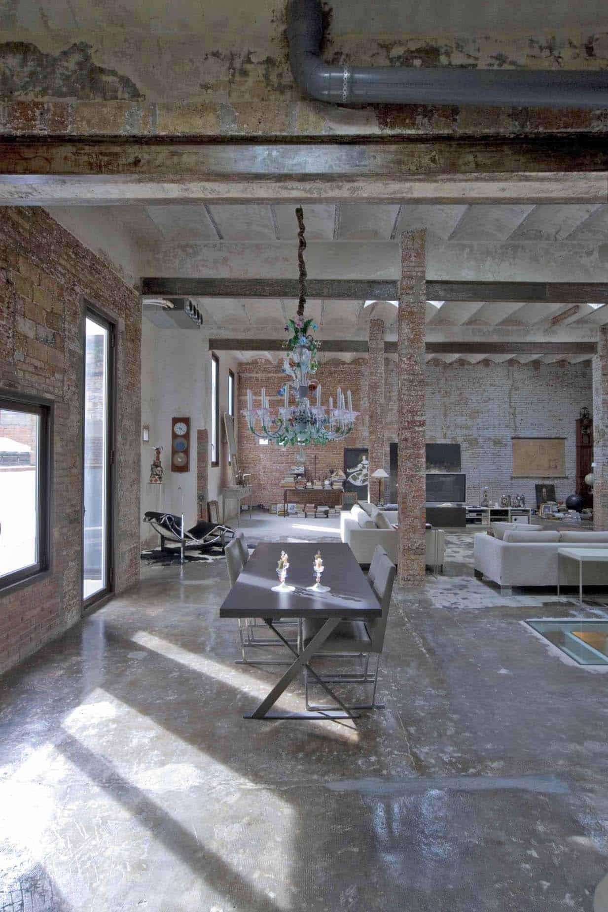 Modern Loft Apartment-Studio Minim-21-1 Kindesign