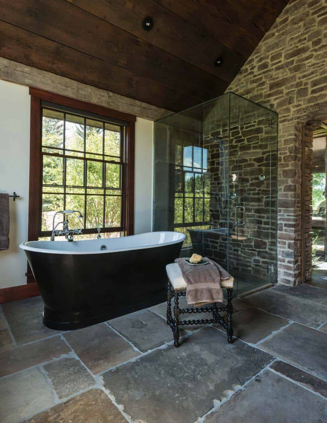 Rustic Stone Timber House-JLF Architects-09-1 Kindesign