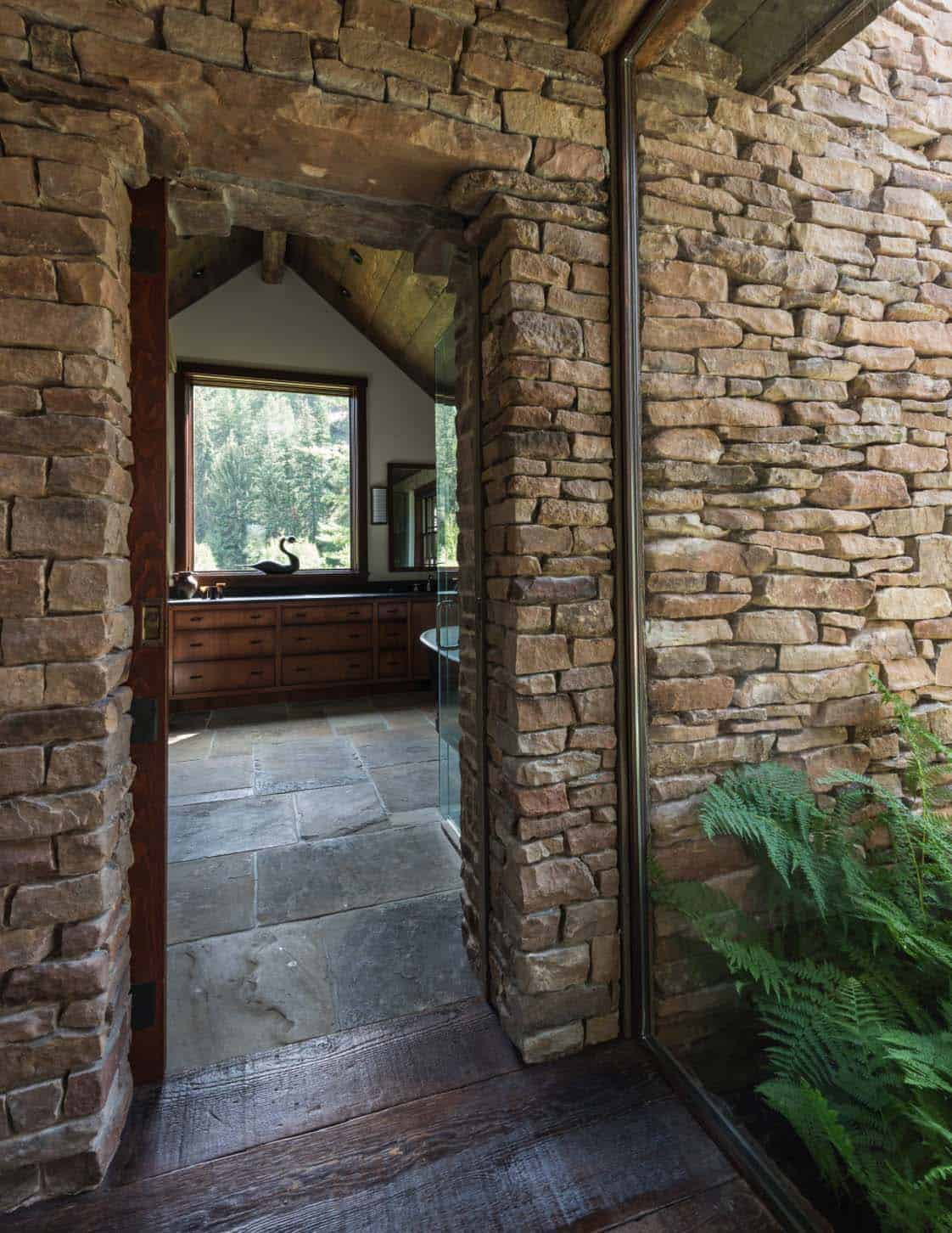 Rustic Stone Timber House-JLF Architects-10-1 Kindesign