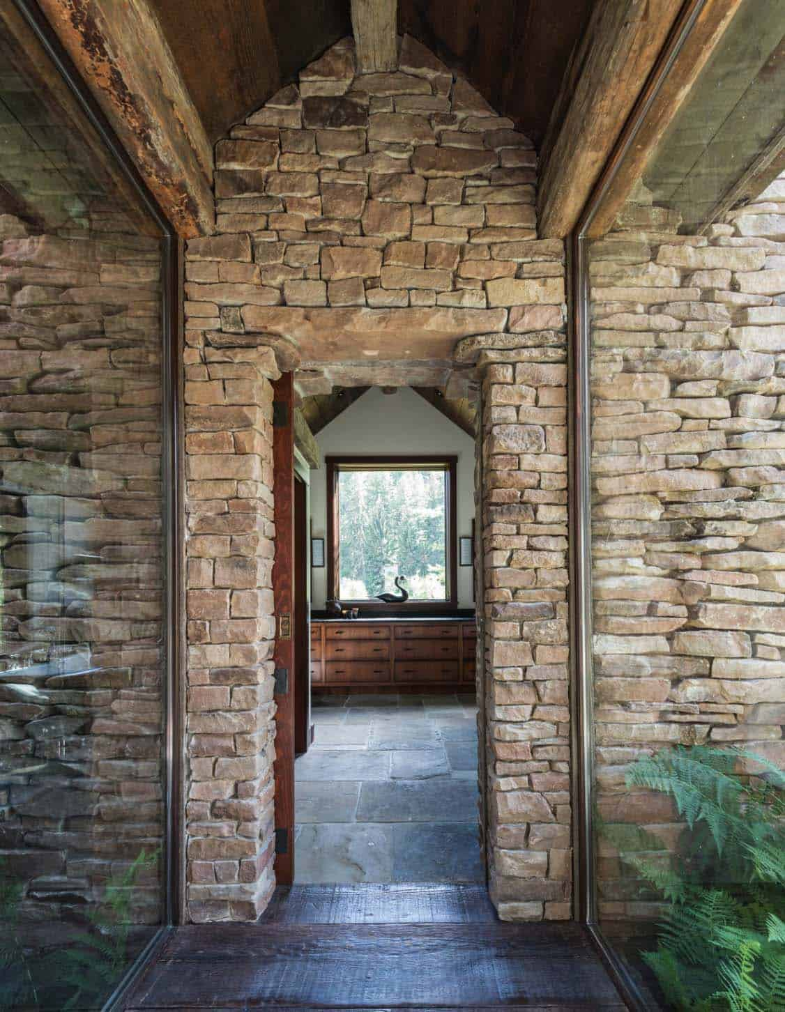 Rustic Stone Timber House-JLF Architects-11-1 Kindesign