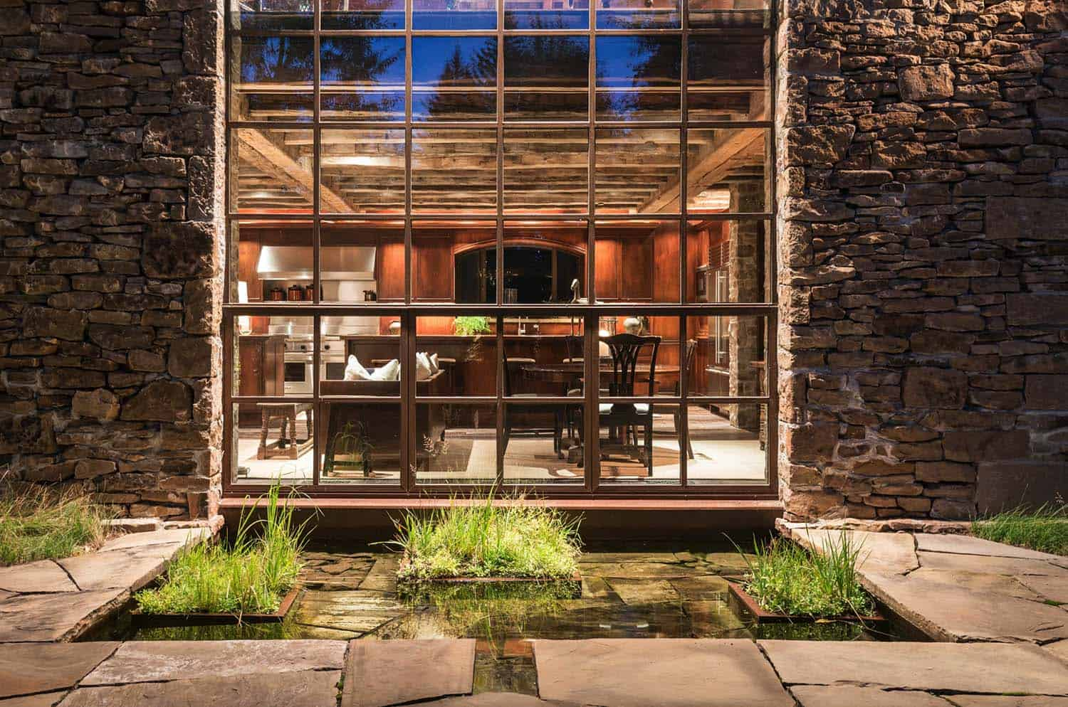 Rustic Stone Timber House-JLF Architects-15-1 Kindesign
