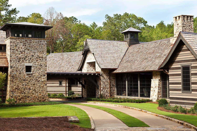 Shingle Style Farmhouse-Jeffrey Dungan Architects-01-1 Kindesign