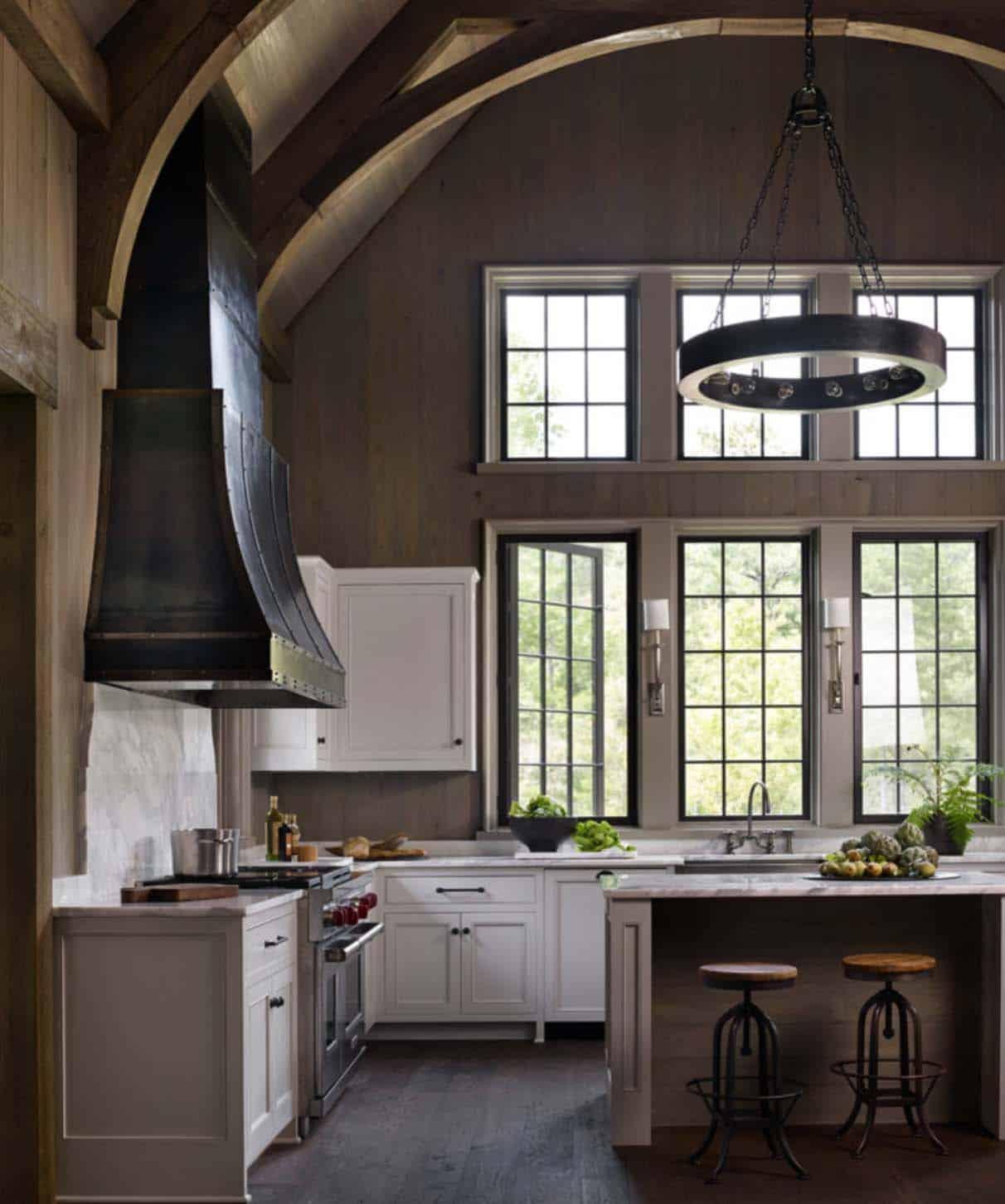 Shingle Style Farmhouse-Jeffrey Dungan Architects-07-1 Kindesign