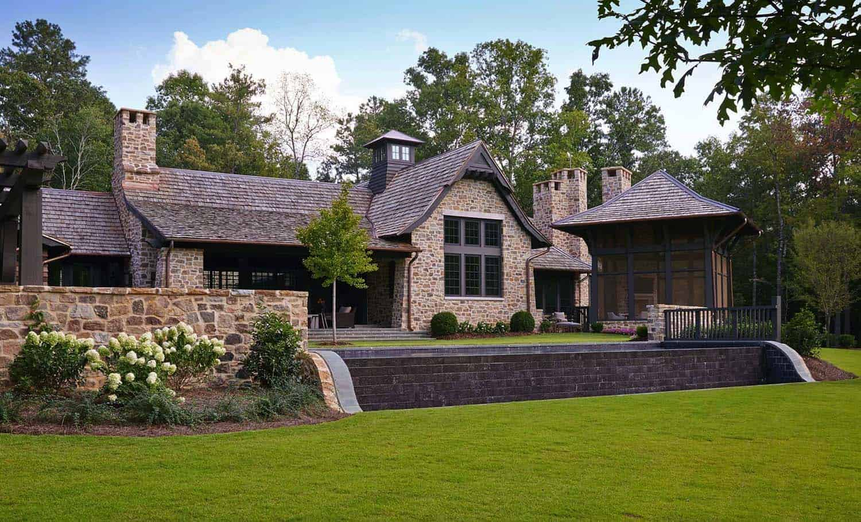 Shingle Style Farmhouse-Jeffrey Dungan Architects-09-1 Kindesign