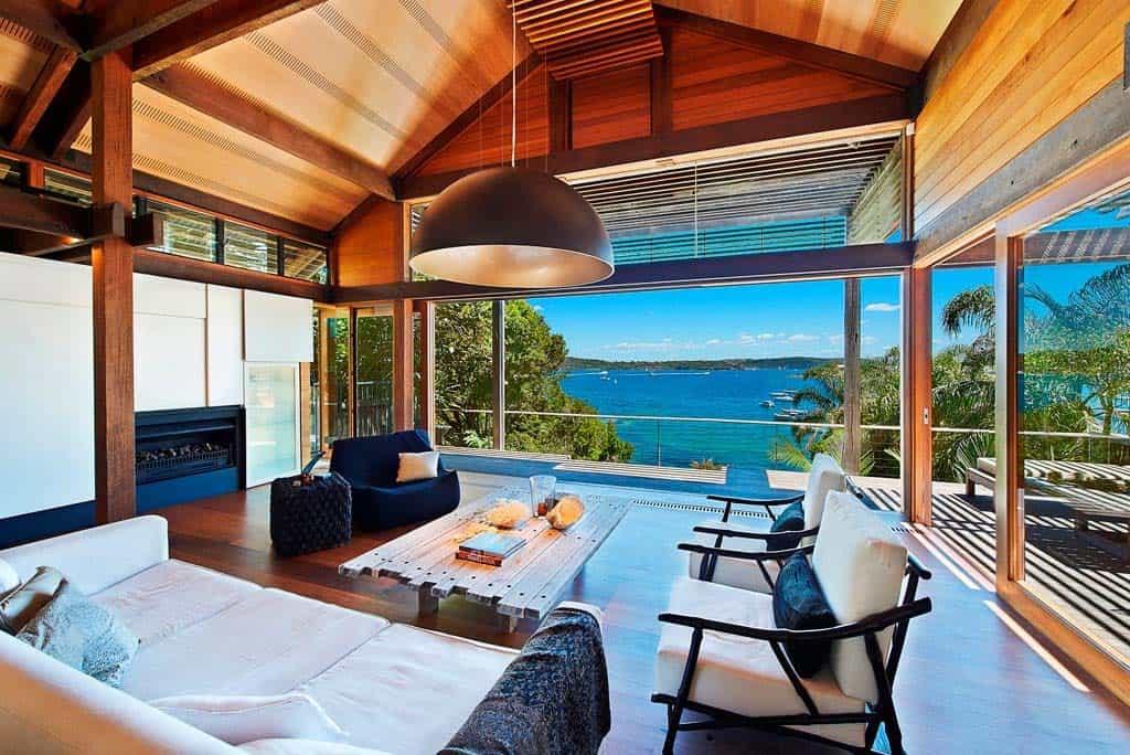 Fabulous Beachfront Home In Australia Unveils Spectacular