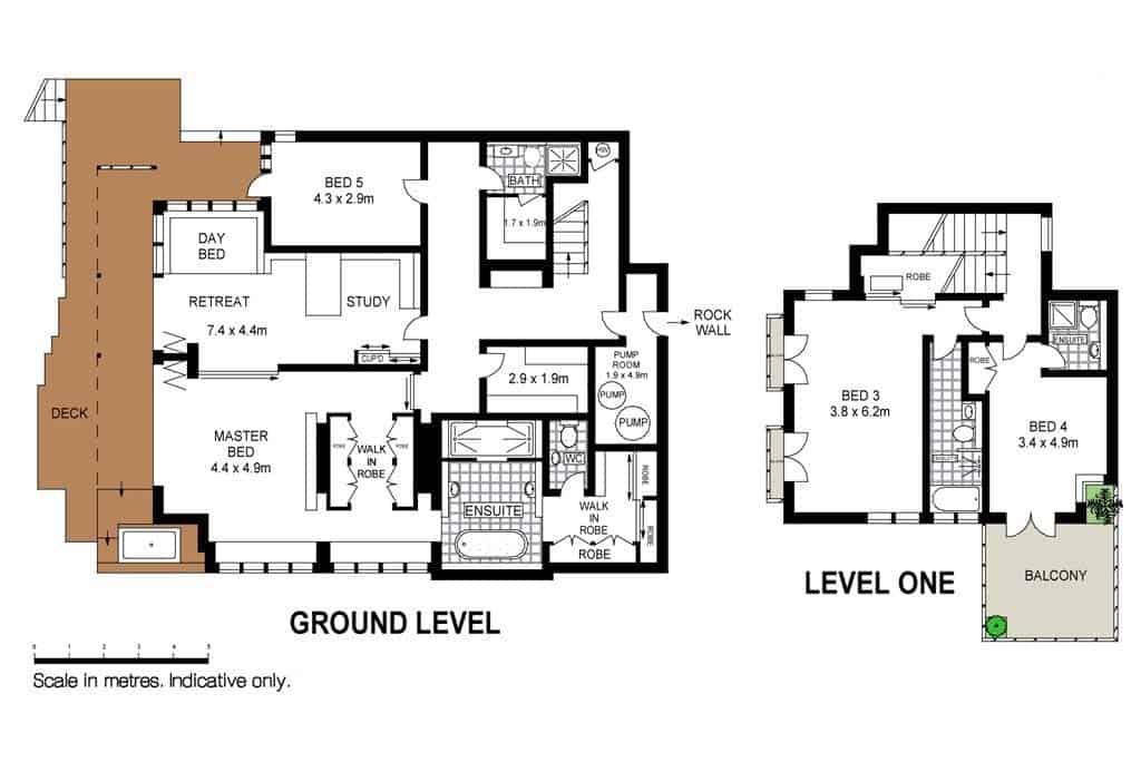 Architecture Beachfront Home-22-1 Kindesign