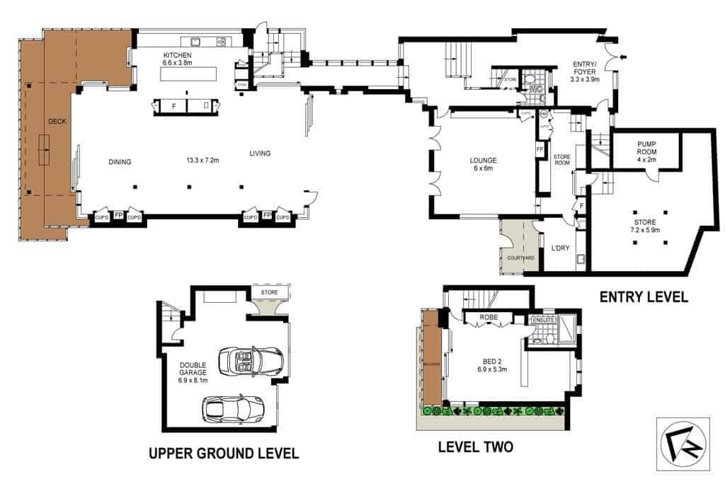 Architecture Beachfront Home-23-1 Kindesign