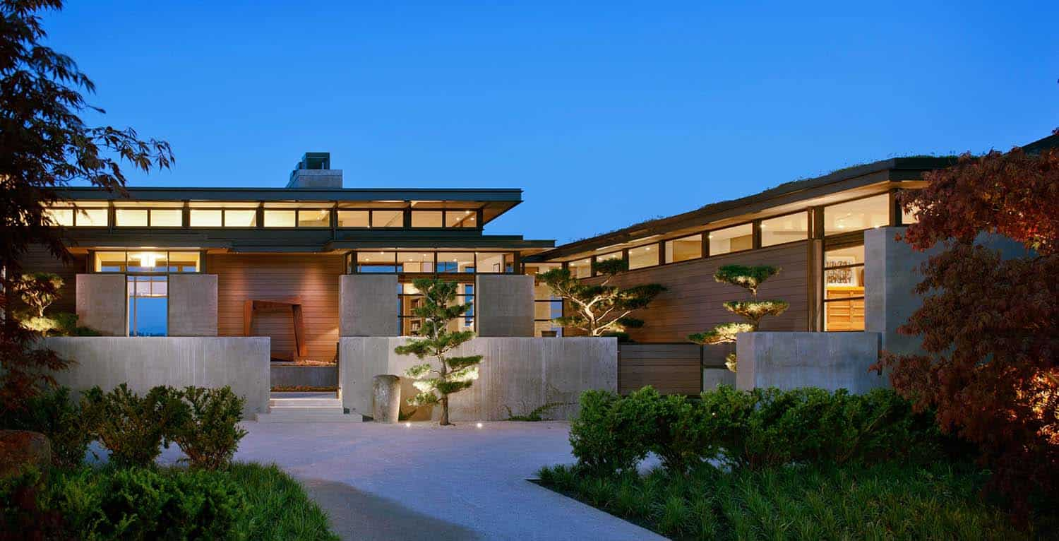 Architecture Contemporary Residence-Conard Romano Architects-01-1 Kindesign