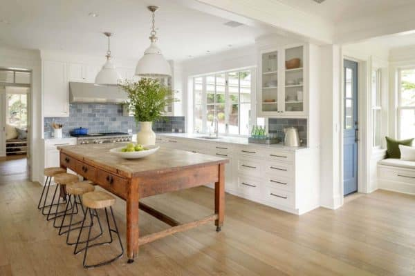 featured posts image for Modern farmhouse inspired residence on a woodsy Seattle property