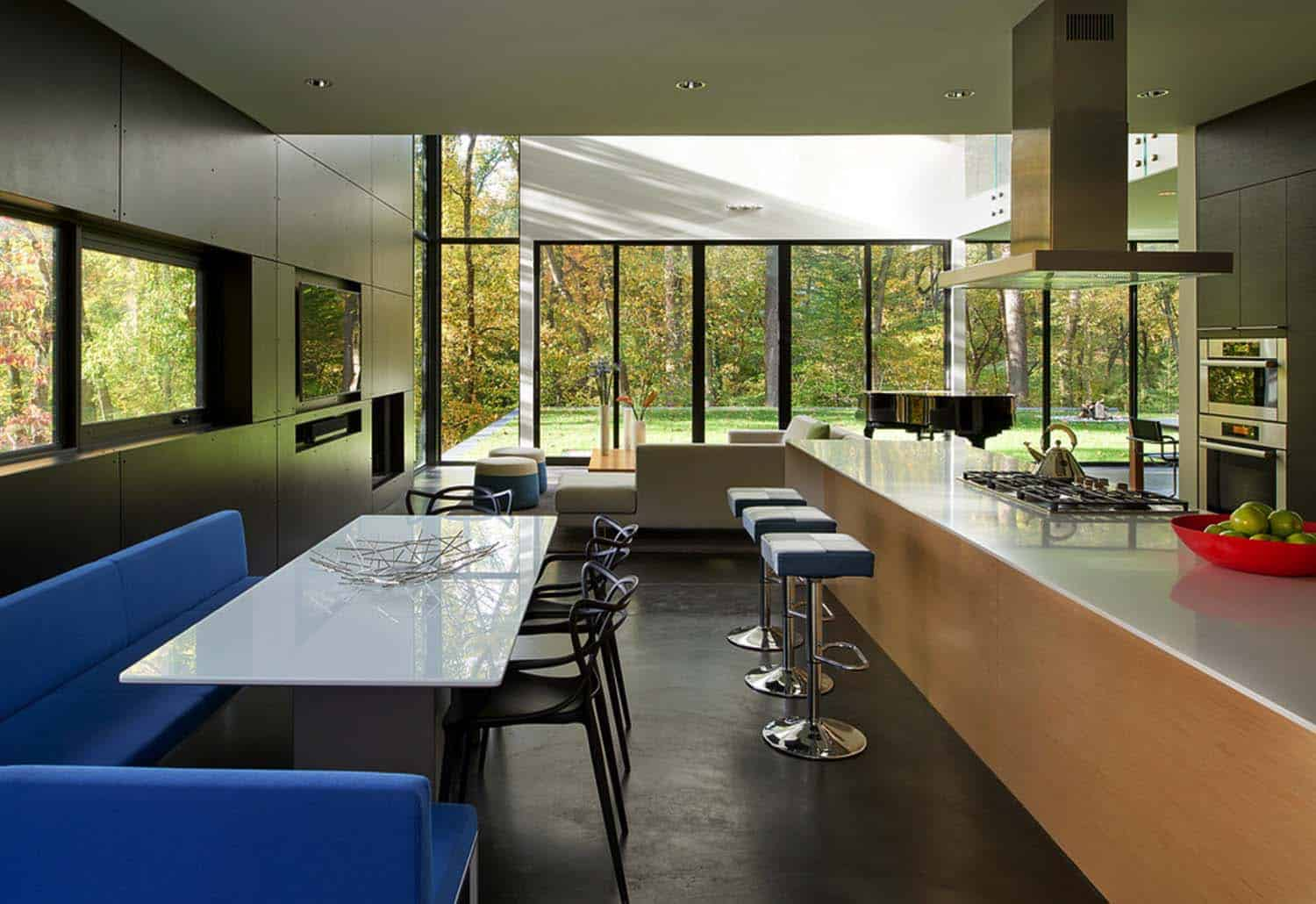 Architecture Modern Home-Robert Gurney Architect-20-1 Kindesign