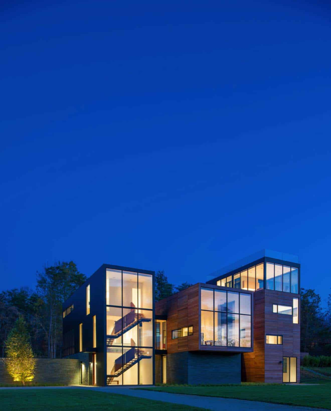 Architecture Modern Residence-Robert Gurney Architect-01-1 Kindesign
