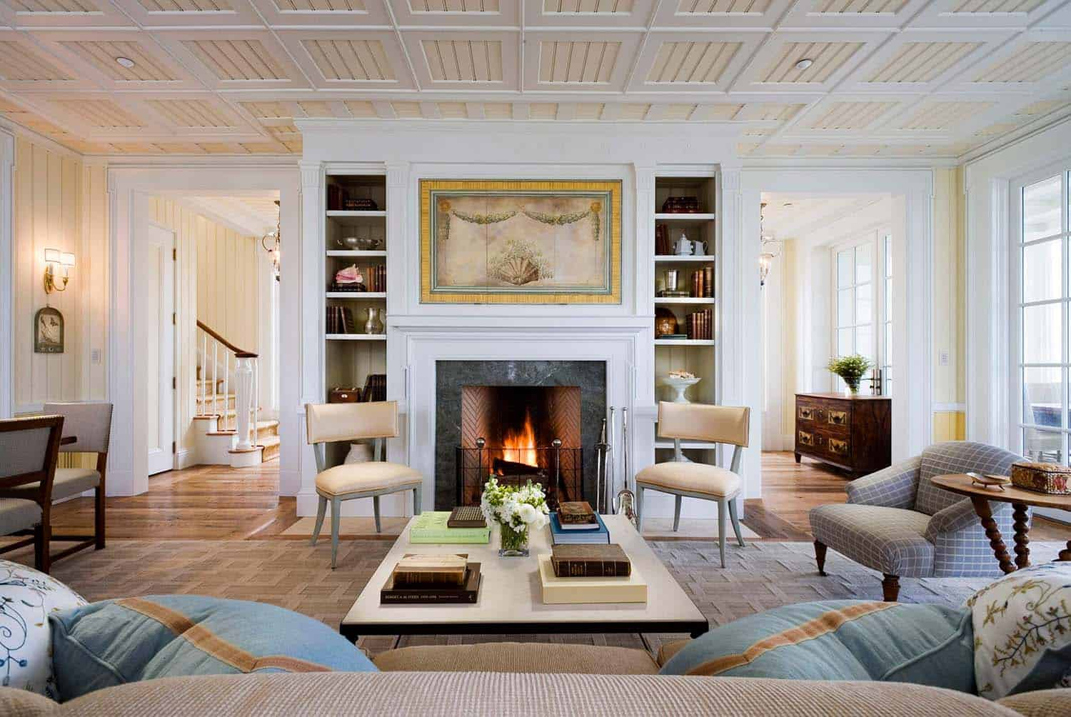 Charming Seaside House-Robert AM Stern Architects-08-1 Kindesign