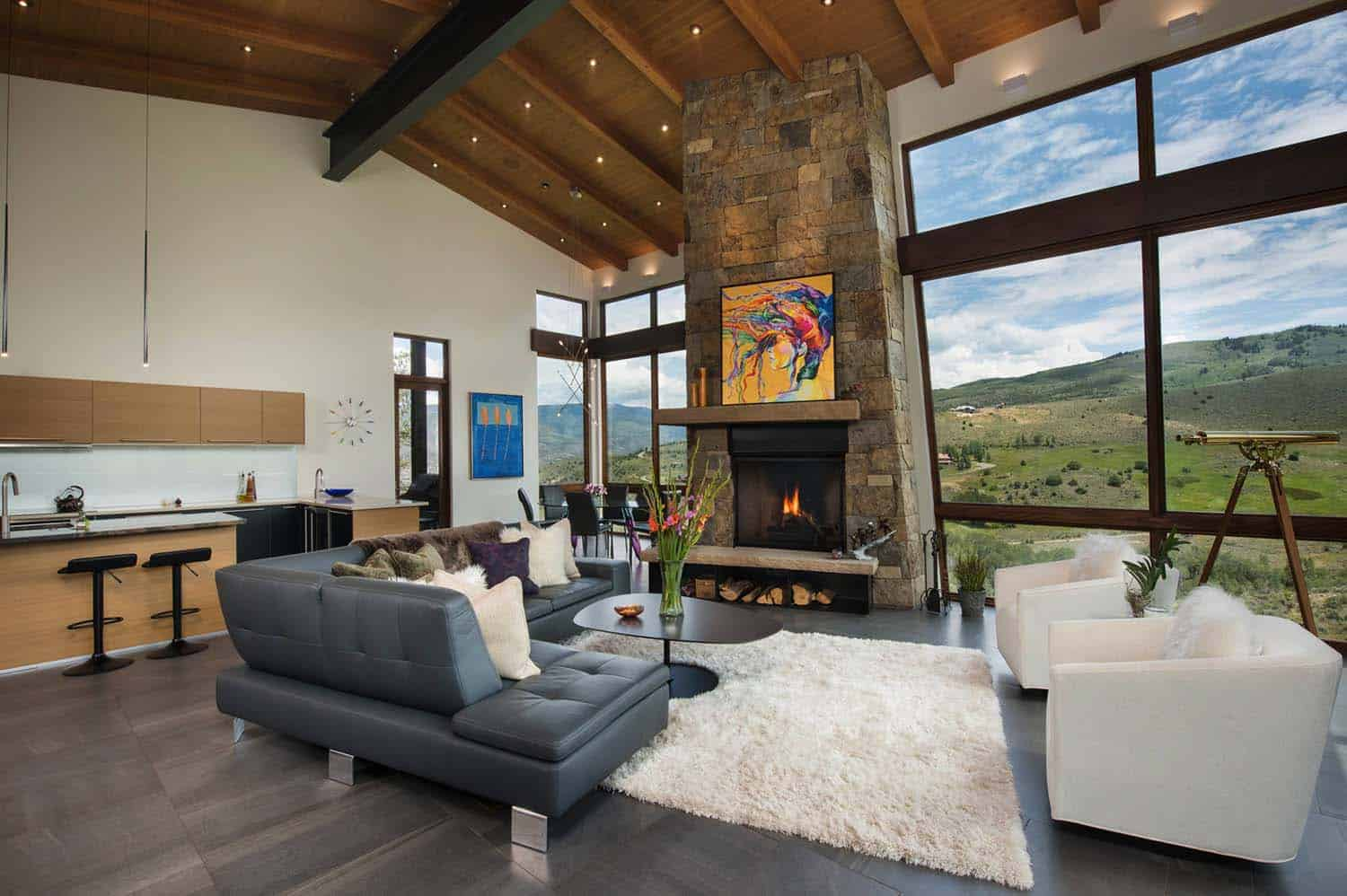 Contemporary Mountain Home Renovation-Berglund Architects-06-1 Kindesign