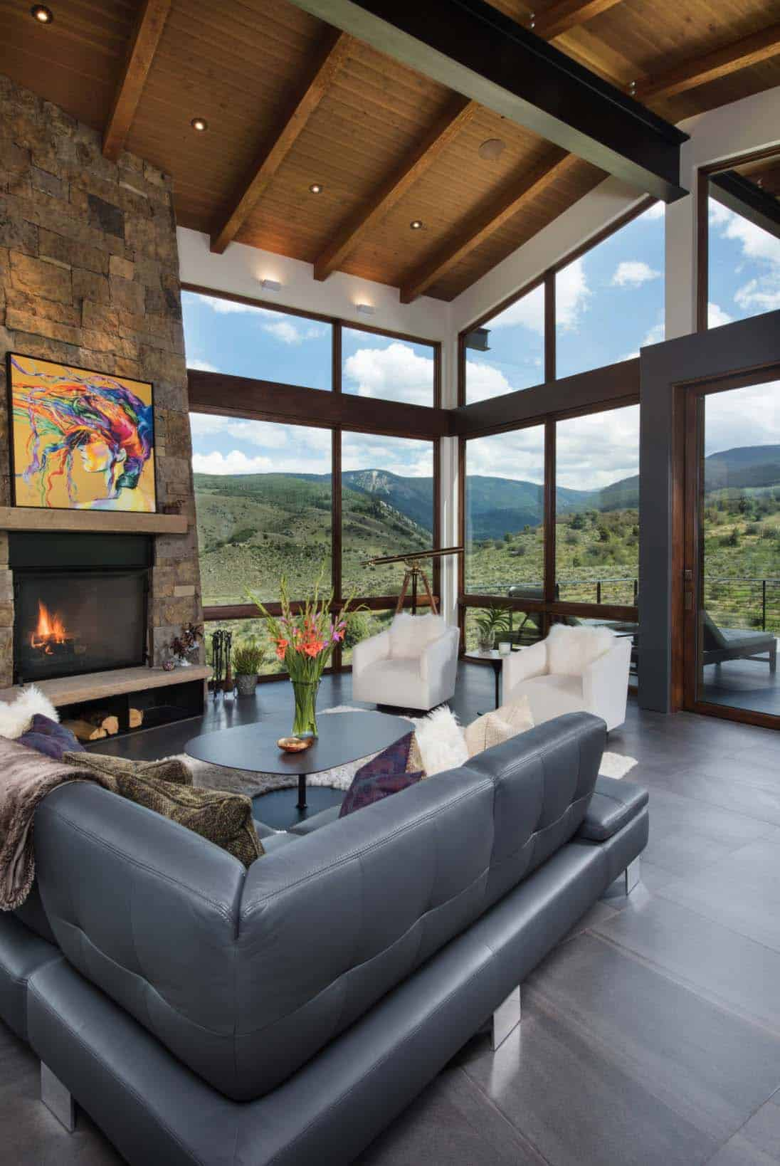 Contemporary Mountain Home Renovation-Berglund Architects-09-1 Kindesign