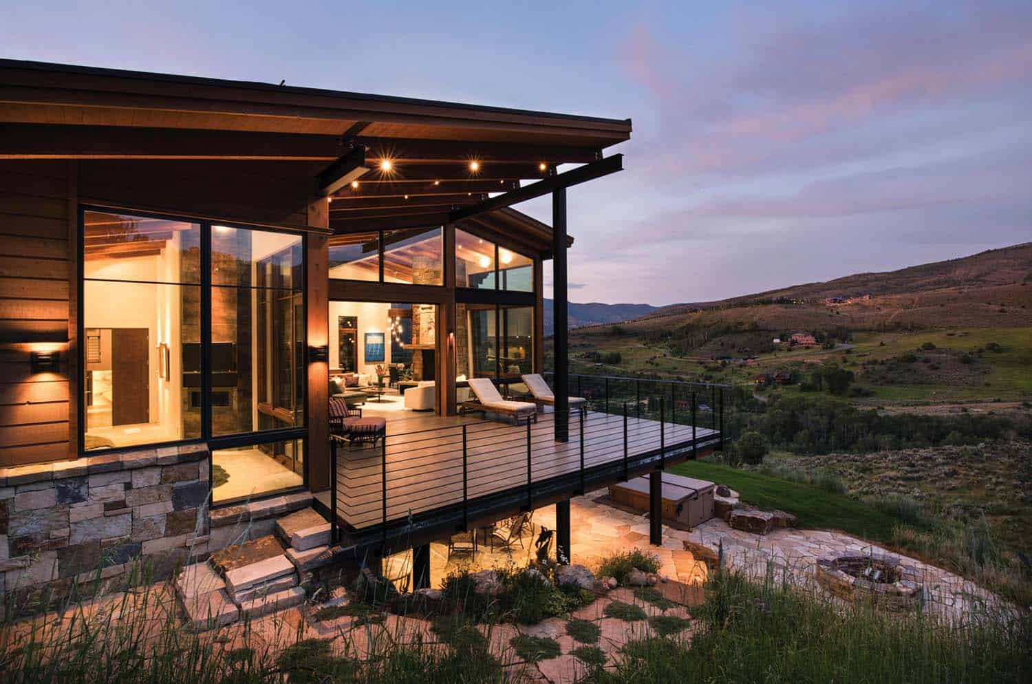 Contemporary Mountain Home Renovation-Berglund Architects-22-1 Kindesign