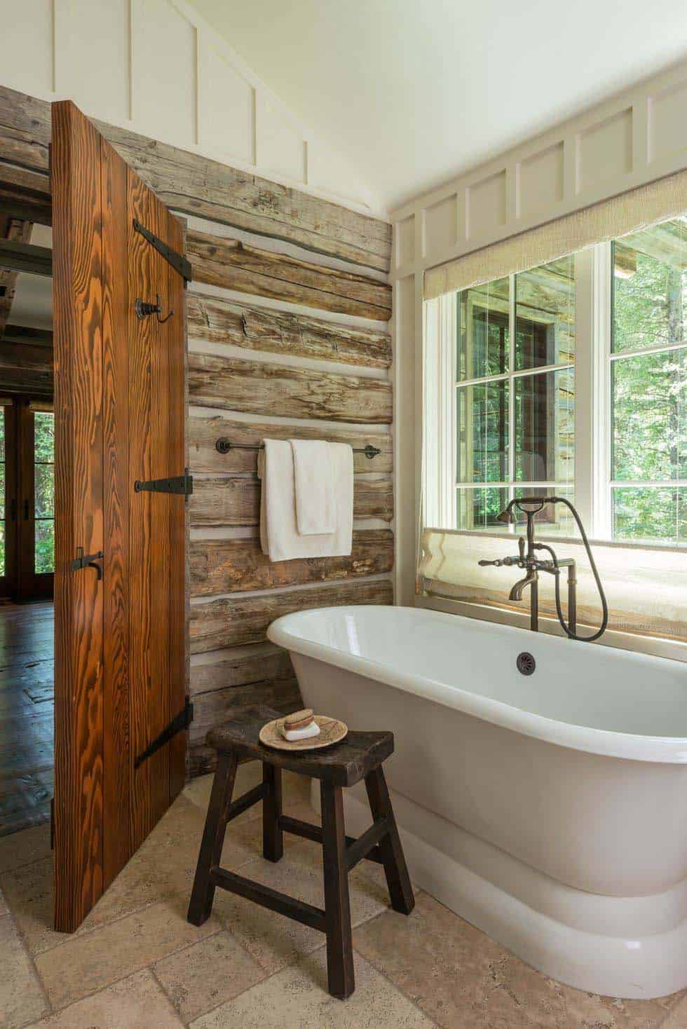 Contemporary Rustic Mountain Retreat-JLF Architects-16-1 Kindesign