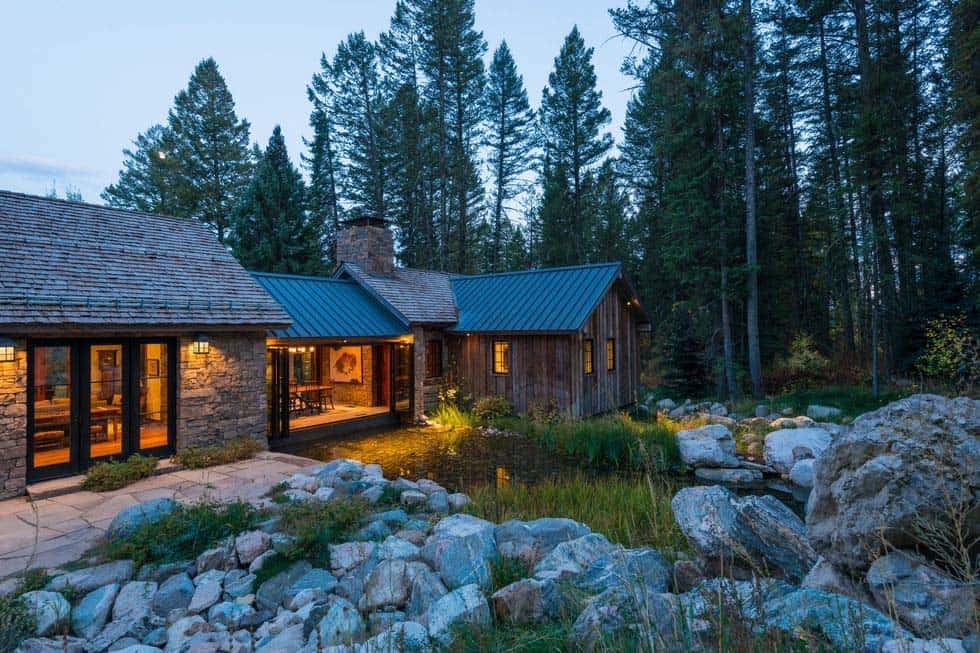 Contemporary Rustic Mountain Retreat-JLF Architects-19-1 Kindesign