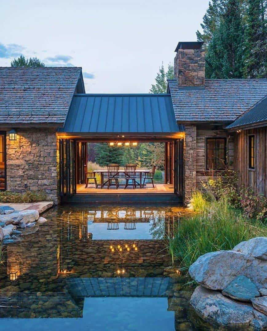 Contemporary Rustic Mountain Retreat-JLF Architects-20-1 Kindesign