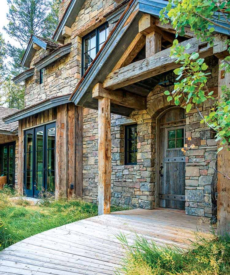 Contemporary Rustic Mountain Retreat-JLF Architects-21-1 Kindesign