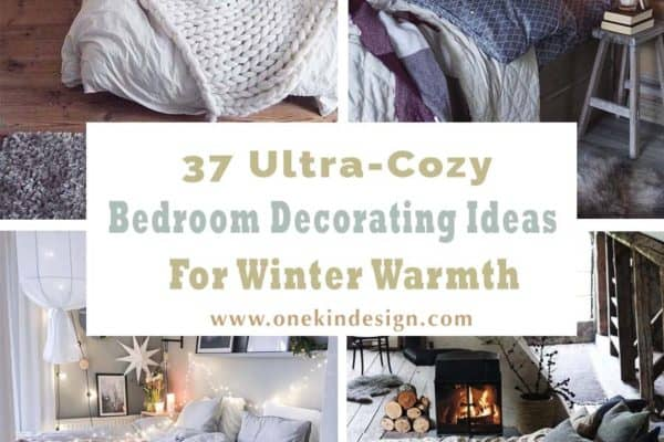 featured posts image for 37 Ultra-cozy bedroom decorating ideas for winter warmth