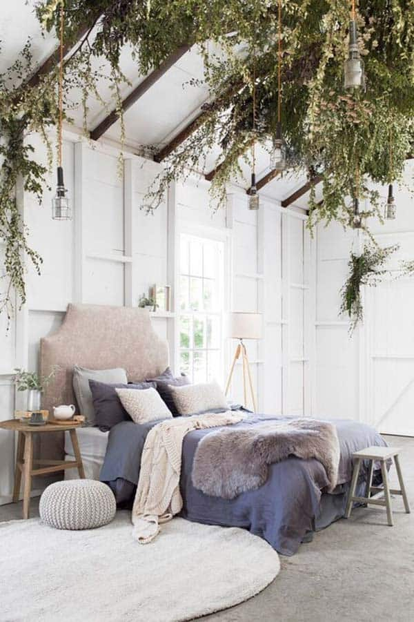 Cozy Bedroom Decorating Ideas For Winter-01-1 Kindesign