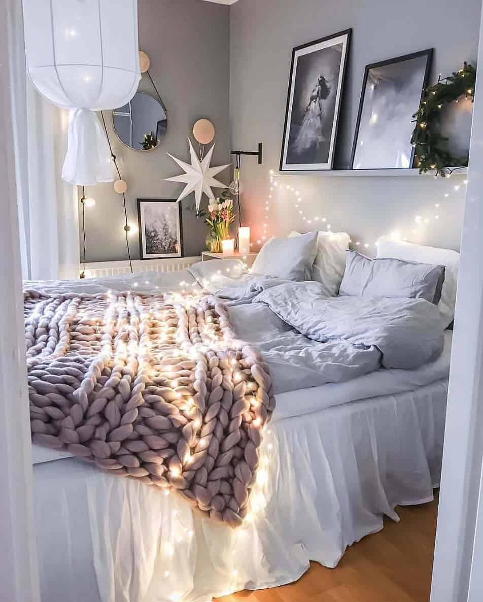 25 Bedroom Design Ideas For Your Home: 33 Ultra-cozy Bedroom Decorating Ideas For Winter Warmth