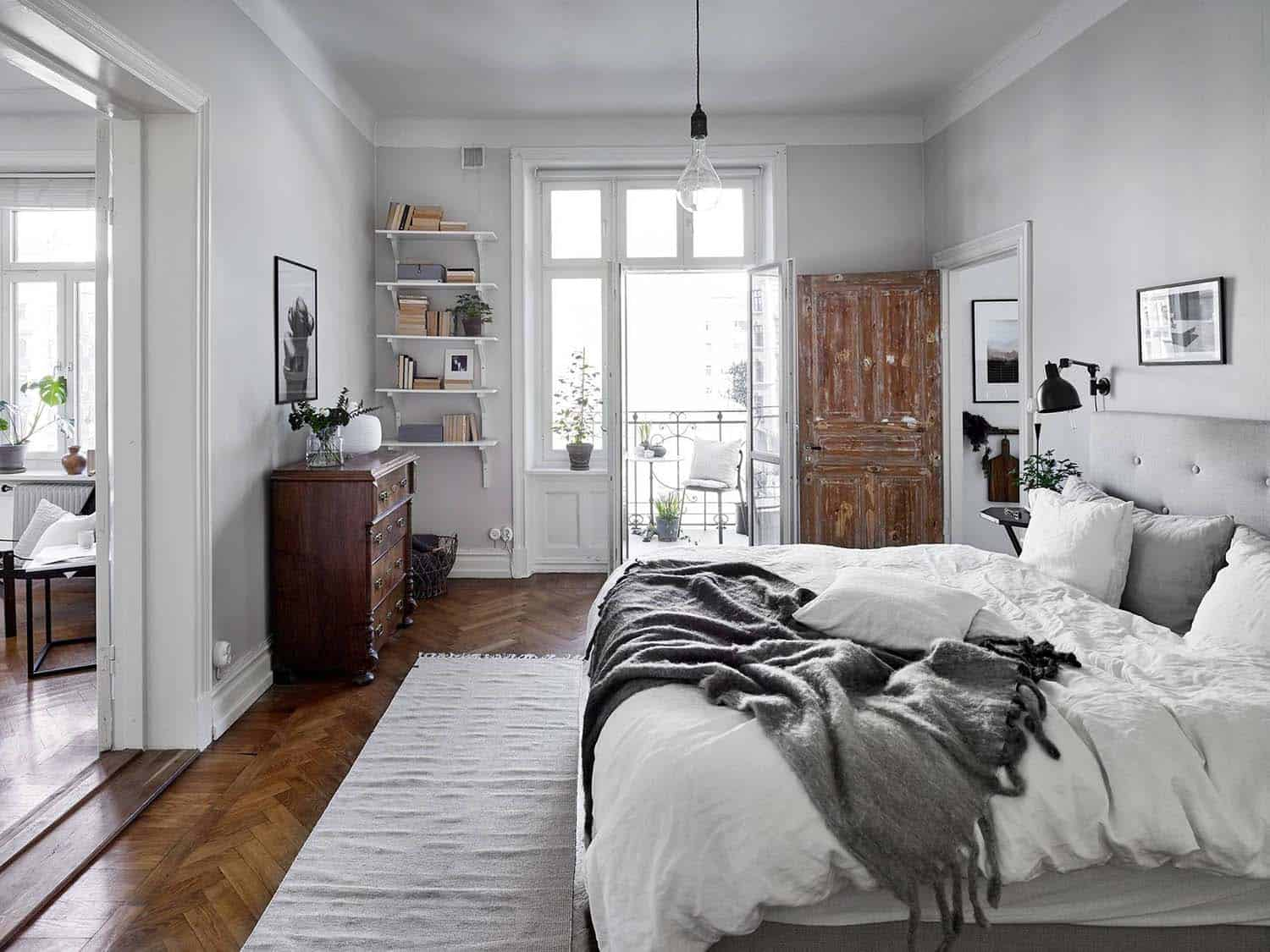 Cozy Bedroom Decorating Ideas For Winter-29-1 Kindesign