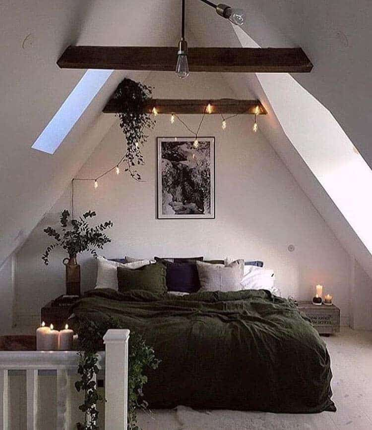 Cozy Bedroom Decorating Ideas For Winter-34-1 Kindesign
