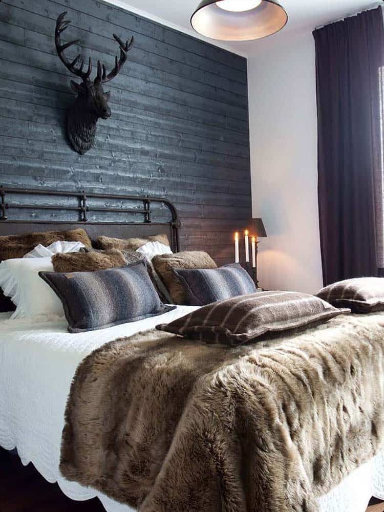 Cozy Bedroom Decorating Ideas For Winter-35-1 Kindesign