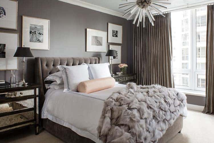Cozy Bedroom Decorating Ideas For Winter-36-1 Kindesign