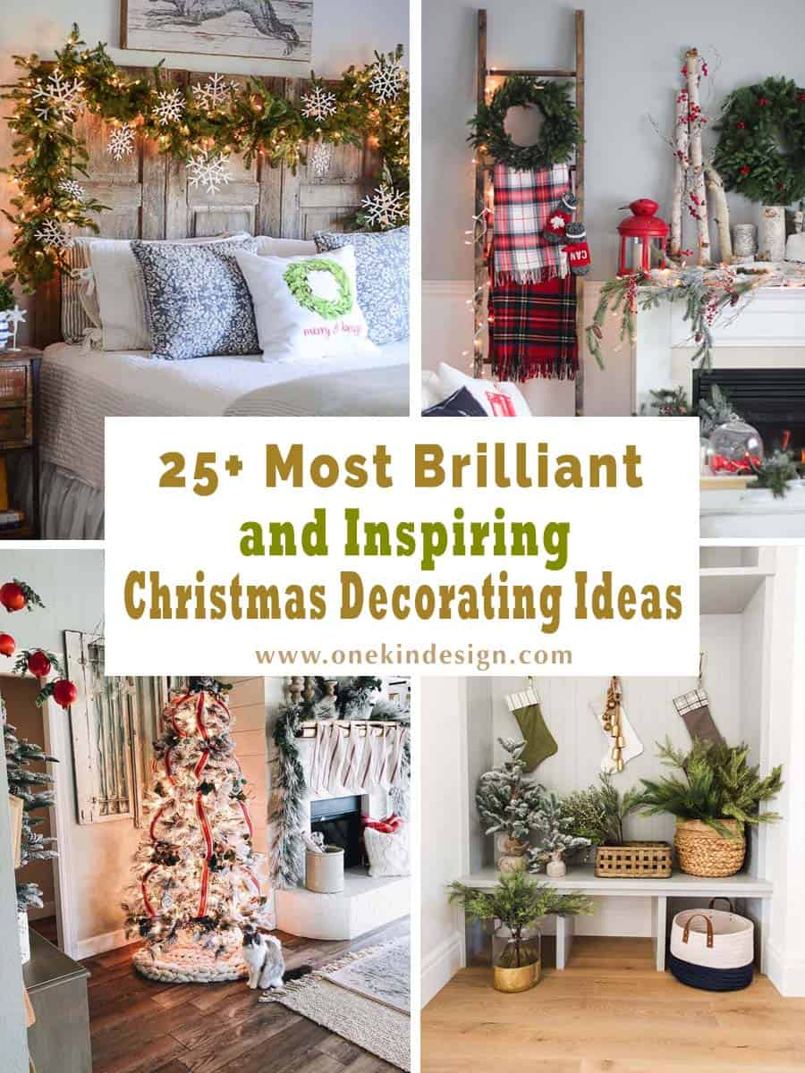 Inspiring Christmas Decorating Ideas-00-1 Kindesign
