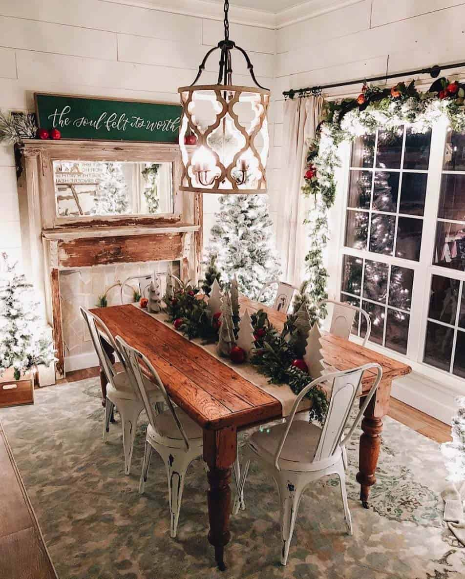 Inspiring Christmas Decorating Ideas-02-1 Kindesign