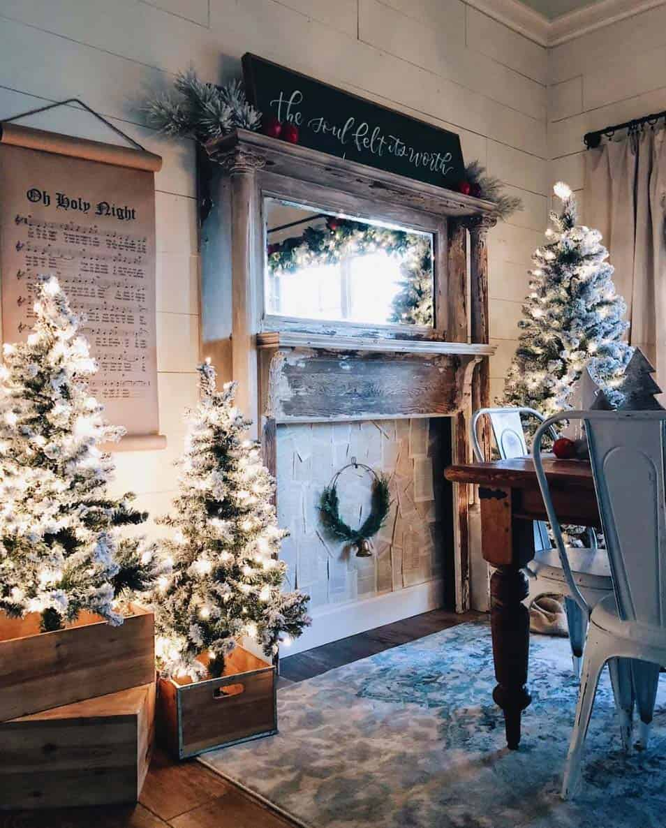 Inspiring Christmas Decorating Ideas-03-1 Kindesign