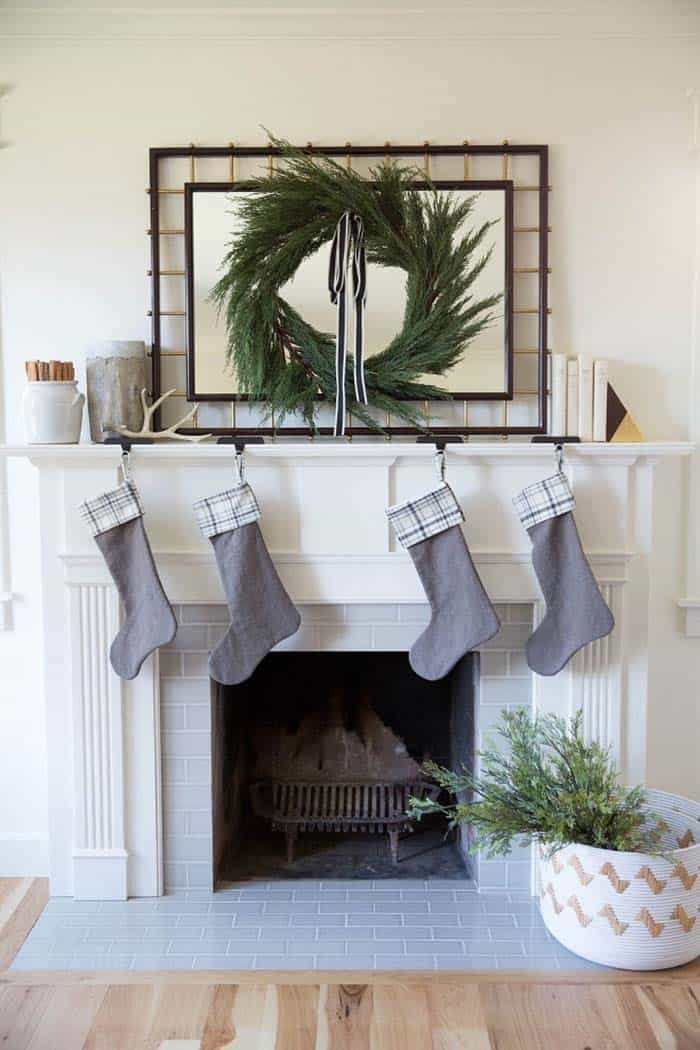 Inspiring Christmas Decorating Ideas-06-1 Kindesign
