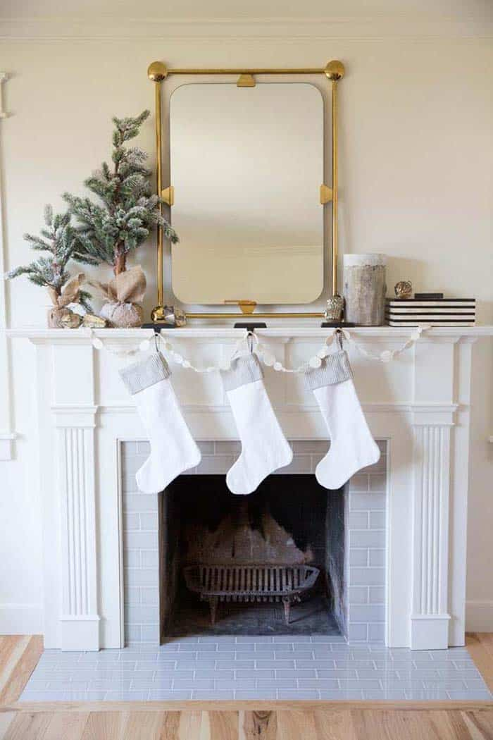 Inspiring Christmas Decorating Ideas-08-1 Kindesign