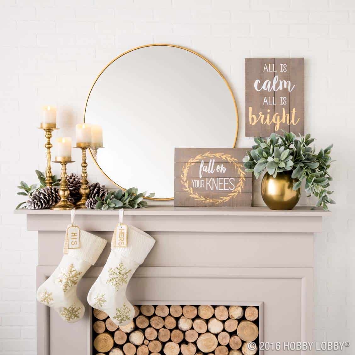 Inspiring Christmas Decorating Ideas-12-1 Kindesign