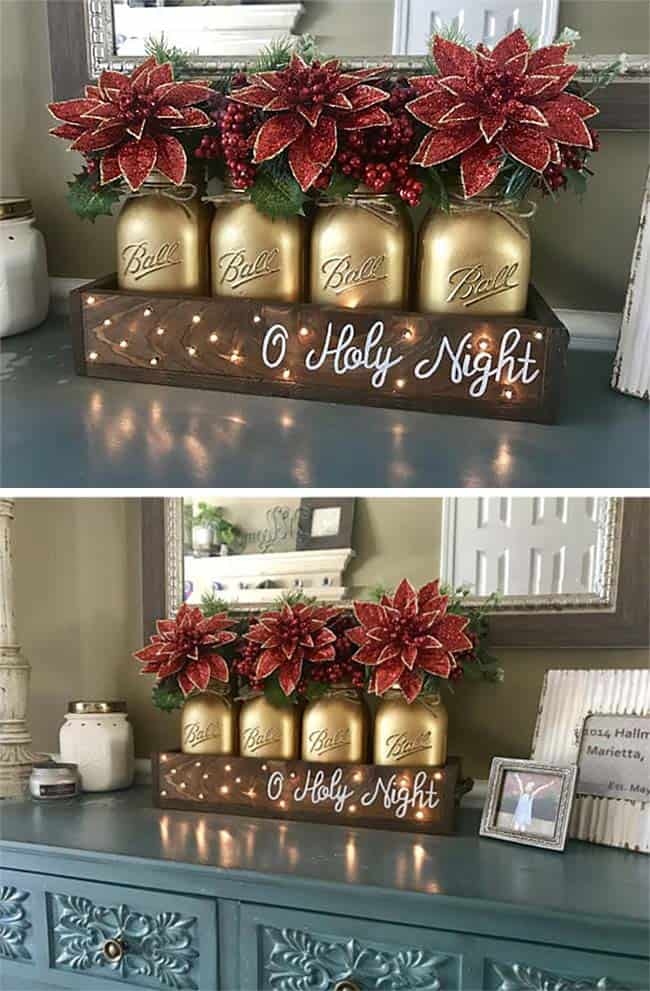 Inspiring Christmas Decorating Ideas-14-1 Kindesign