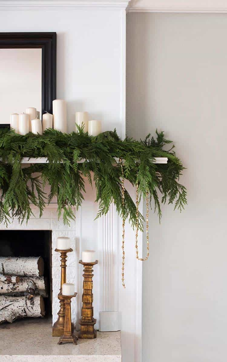 Inspiring Christmas Decorating Ideas-17-1 Kindesign