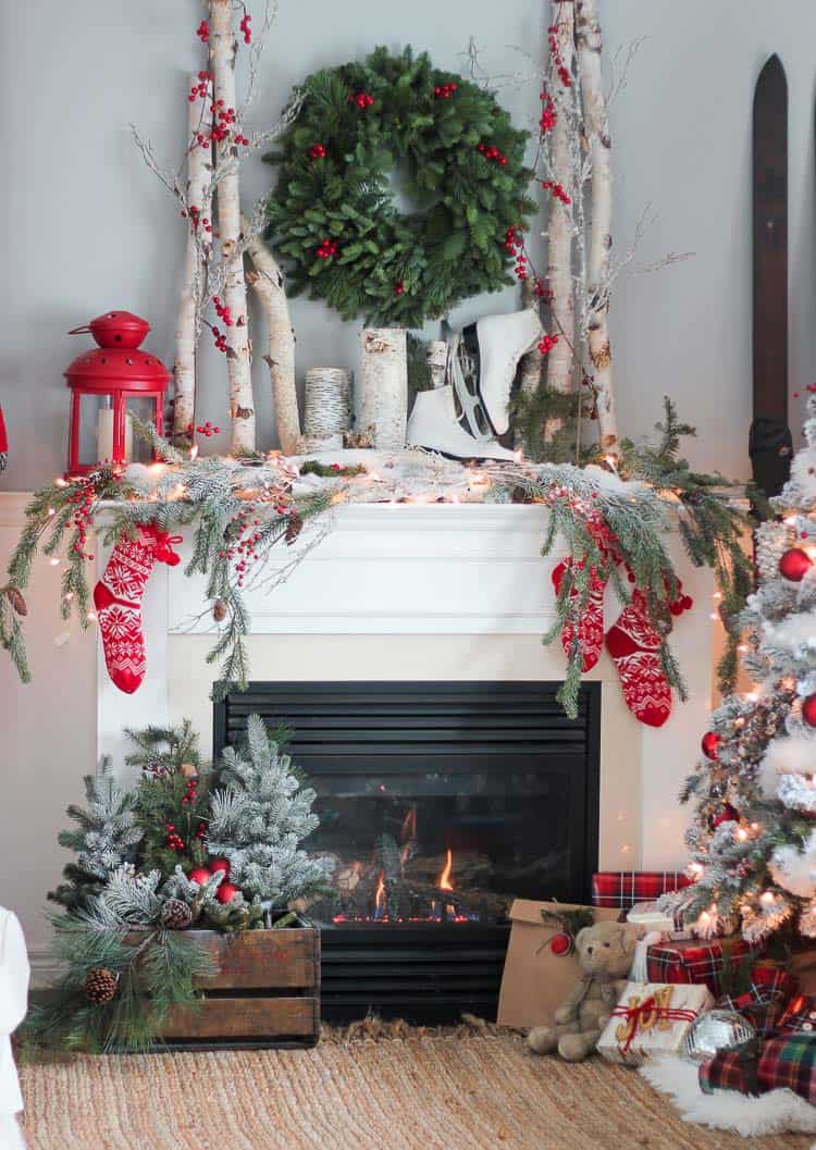 Inspiring Christmas Decorating Ideas-24-1 Kindesign