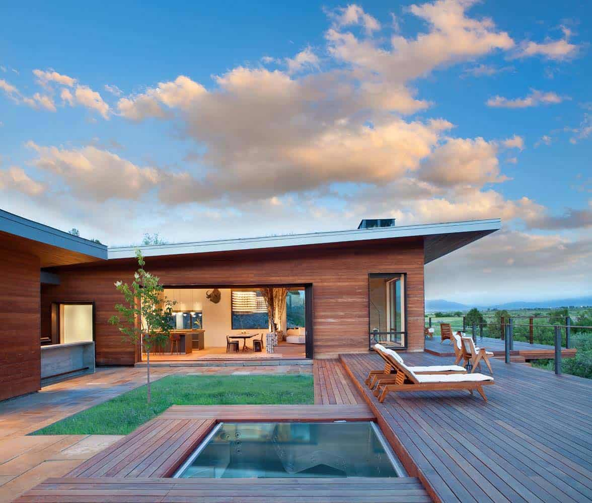 Mountain Modern Retreat-Studio H Design-05-1 Kindesign