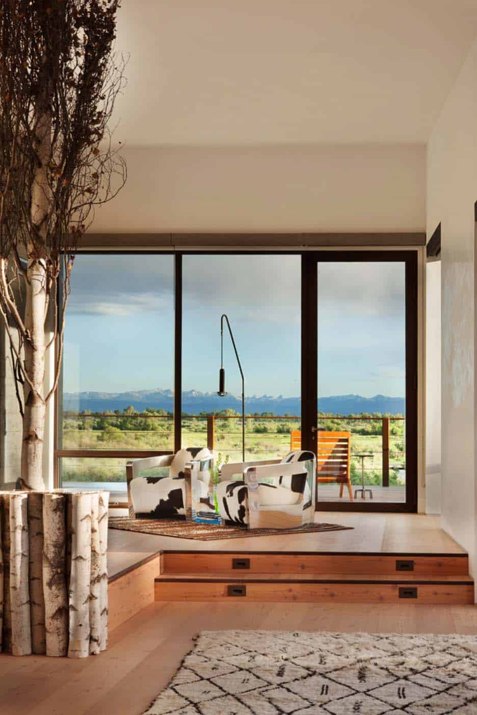 Mountain Modern Retreat-Studio H Design-16-1 Kindesign