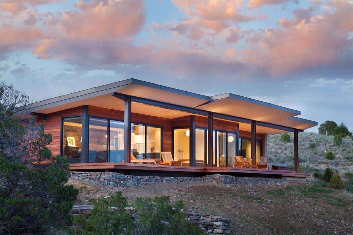 Mountain Modern Retreat-Studio H Design-19-1 Kindesign