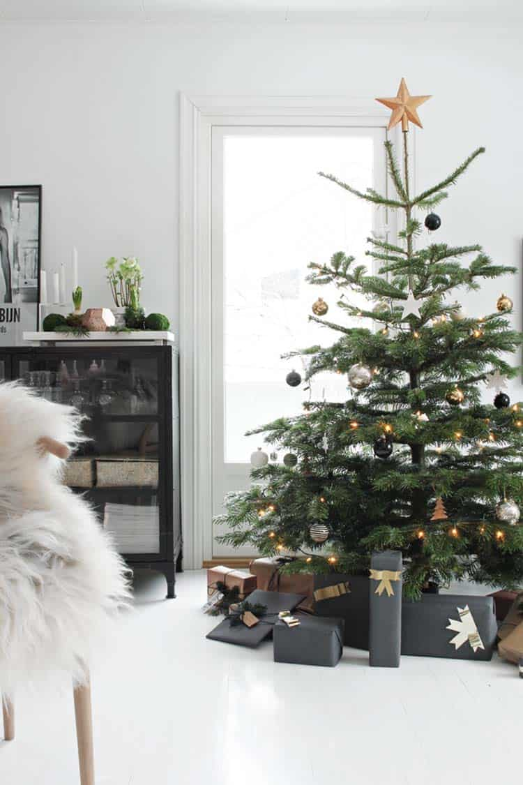 Amazing Christmas Decorating Trees-05-1 Kindesign