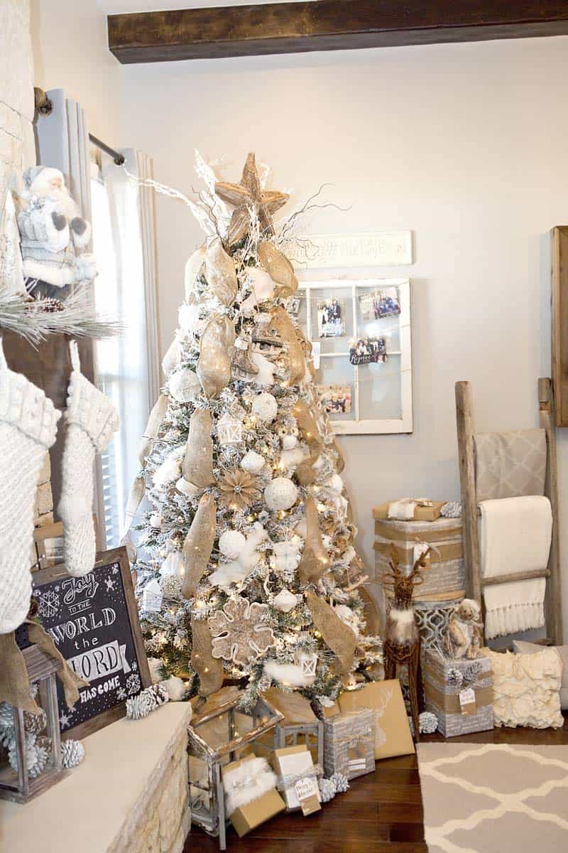Amazing Christmas Decorated Trees-10-1 Kindesign
