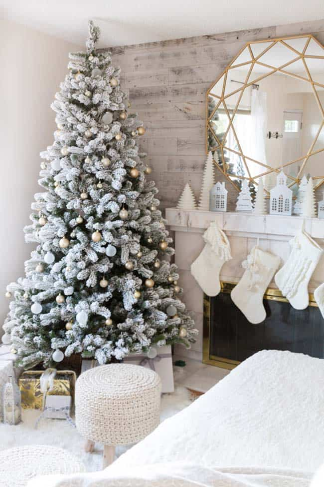 Amazing Christmas Decorated Trees-18-1 Kindesign
