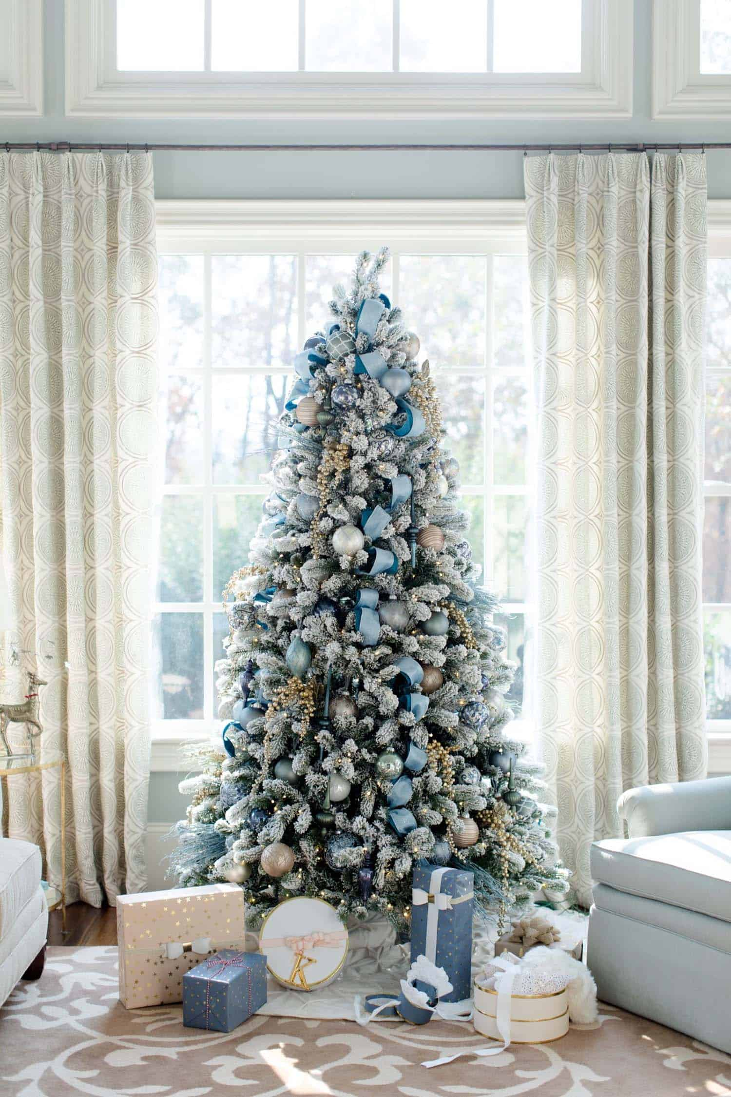 Amazing Christmas Decorating Trees-26-1 Kindesign