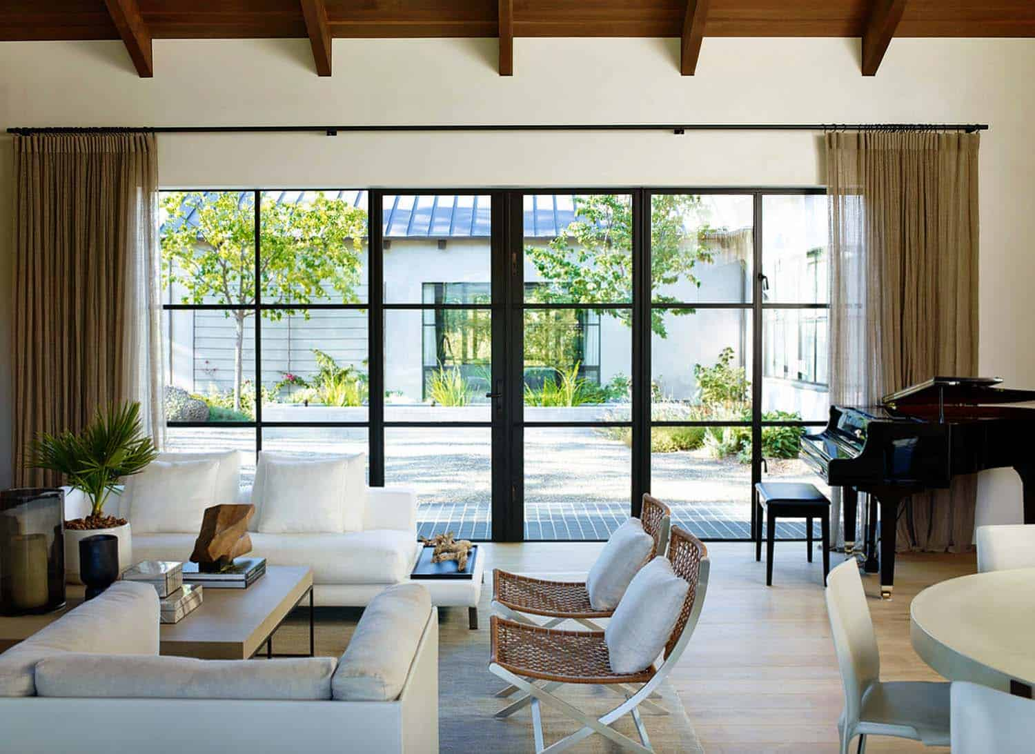Contemporary Courtyard House-Butler Armsden Architects-03-1 Kindesign