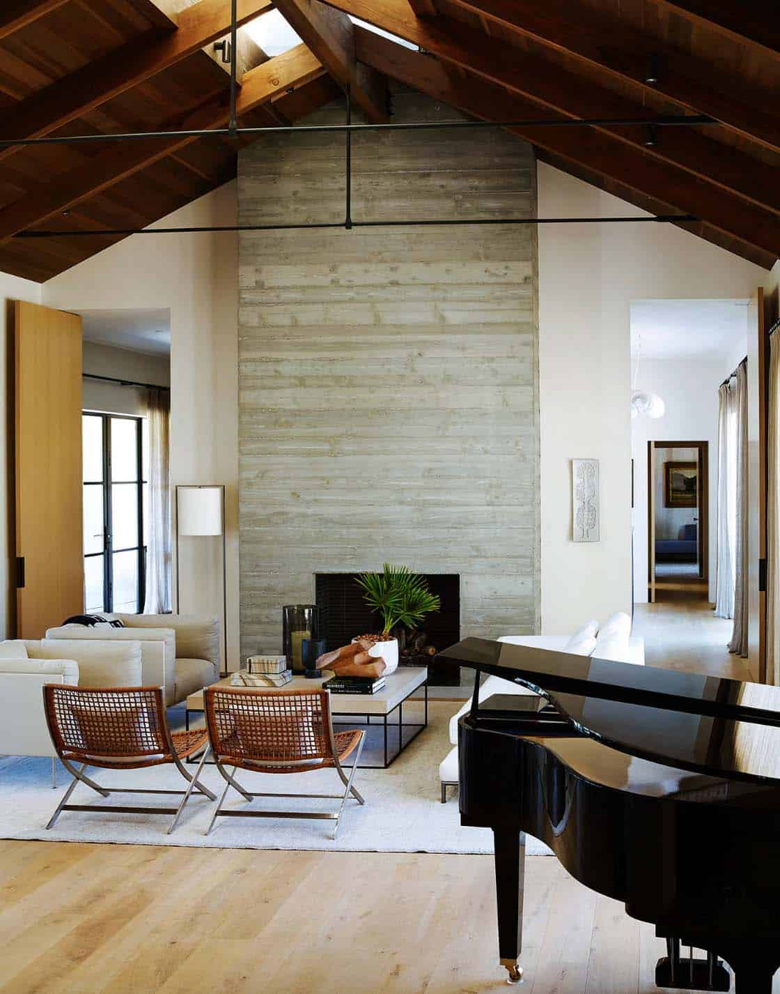 Contemporary Courtyard House-Butler Armsden Architects-04-1 Kindesign