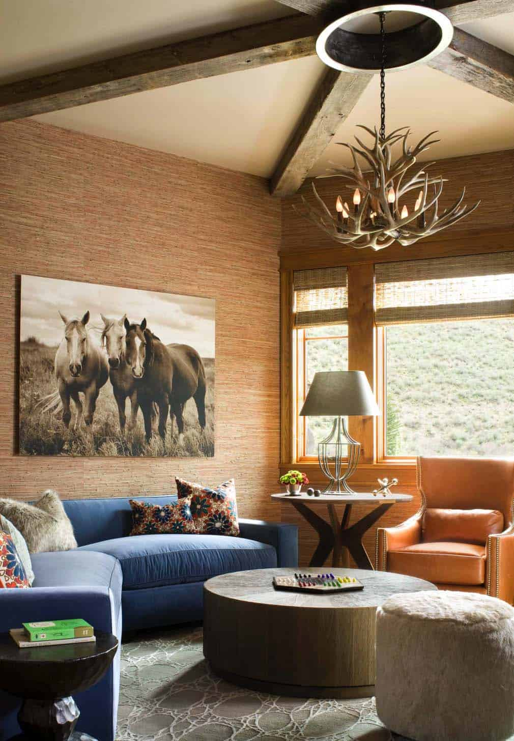 Family Friendly Rustic Mountain Retreat-09-1 Kindesign